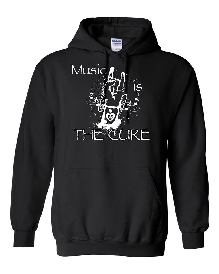 a7d63bc16e Two Rivers Clothing Company Two Rivers WI Music is the Cure